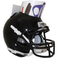 Army Black Knights Mini Football Helmet Desk Caddy Black