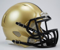 Army Black Knights Riddell Mini Speed Revolution Football Helmet