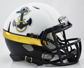 Navy Midshipmen NCAA Riddell Special 2012 Anchor Mini Speed Helmet