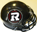 Ottawa RedBlacks CFL Mini Speed Helmet