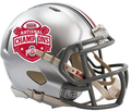 Ohio State Buckeyes 2014 National Champions Mini Speed Helmet