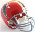 Atlanta Falcons 1966-69 Full Size Replica Throwback Helmet