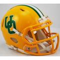 Oregon Ducks Yellow Throwback Mini Speed Helmet
