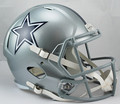 Dallas Cowboys NFL Replica SPEED Full Size Helmet