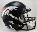 Denver Broncos NFL Replica SPEED Full Size Helmet