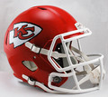 Kansas City Chiefs NFL Deluxe Replica SPEED Full Size Helmet