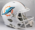 Miami Dolphins NFL Replica SPEED Full Size Helmet