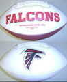 Atlanta Falcons Full Size Logo Football