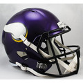 Minnesota Vikings NFL Replica SPEED Full Size Helmet
