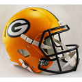 Green Bay Packers NFL Replica SPEED Full Size Helmet