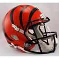 Cincinnati Bengals NFL Replica Speed Full Size Helmet