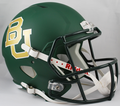 Baylor Bears NCAA Full Size Replica Speed Helmet