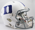 Duke Blue Devils NCAA Full Size Replica Speed Helmet