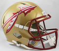 Florida State Seminoles NCAA Full Size Replica Speed Helmet