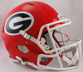 Georgia Bulldogs NCAA Full Size Replica Speed Helmet