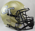 Georgia Tech Yellow Jackets NCAA Full Size Replica Speed Helmet
