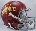 Iowa State Cyclones NCAA Full Size Replica Speed Helmet