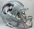 Kansas State Wildcats NCAA Full Size Replica Speed Helmet
