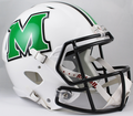 Marshall Thundering Herd NCAA Full Size Replica Speed Helmet