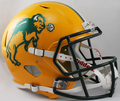 North Dakota State Bison NCAA Full Size Replica Speed Helmet