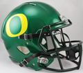 Oregon Ducks NCAA Full Size Replica Speed Helmet