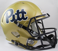 Pittsburgh Panthers NCAA Full Size Replica Speed Helmet