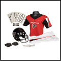 Atlanta Falcons NFL Deluxe Youth Uniform Sets