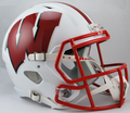 Wisconsin Badgers NCAA Full Size Replica Speed Helmet