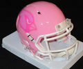 Arizona Cardinals Pink Mini Speed Helmet