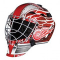 Detroit Red Wings Franklin NHL Full Size Street Youth Goalie Mask GFM 1500