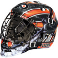 Philadelphia Flyers Franklin NHL Full Size Street Youth Goalie Mask GFM 1500