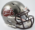 Montana Grizzlies New 2015 Mini Speed Helmet