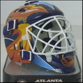 Atlanta Thrashers Mini Replica Goalie Mask