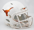 Texas Longhorns Chrome Decal Mini Speed Helmet