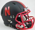 Nebraska Cornhuskers 2015 Mini Speed Helmet