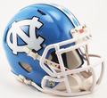 North Carolina Tar Heels 2015 Mini Speed Helmet