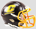 Central Michigan Chippewas New 2015 Mini Speed Helmet