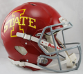 Iowa State Cyclones Authentic Speed Helmet
