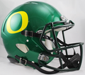 Oregon Ducks Full Size Authentic Speed Helmet