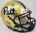 Pittsburgh Panthers Full Size Authentic Speed Helmet