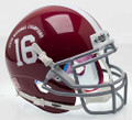 Alabama Crimson Tide NCAA Schutt XP 2015 National Champions Authentic Mini Helmet