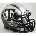 Texas A & M Aggies 2015 Ice Hydro Mini Speed Football Helmet