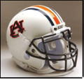 Auburn Tigers Mini Authentic Schutt Helmet