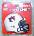 Auburn Tigers NCAA Pocket Pro Single Football Helmet