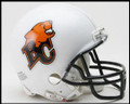 B C Lions CFL Mini Replica Football Helmet