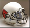 Ball State Cardinals Mini Authentic Schutt Helmet