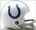 Baltimore Colts 1959-77 Throwback Mini Replica Helmet