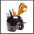 Baltimore Orioles Mini Helmet Desk Caddy