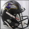 Baltimore Ravens Authentic Revolution Speed Football Helmet
