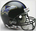 Baltimore Ravens Full Size Authentic Helmet